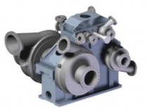 Wikov Compressor Drive (Integrally Geared)