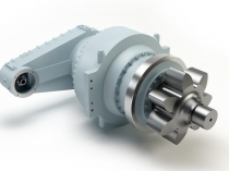 Wikov Planetary Gearbox for R&P Jack-Up
