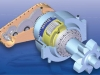 Wikov Jack-Up Rack&Pinion Gearbox